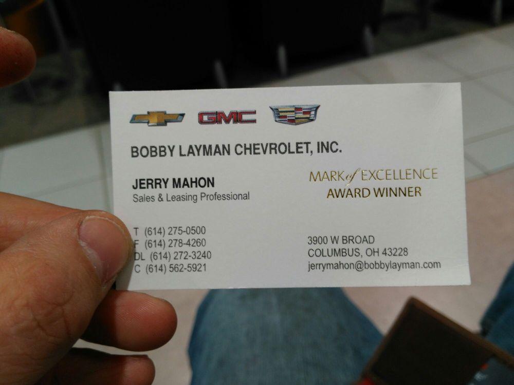 Bobby Layman Chevrolet >> Bobby Layman Chevrolet Closed 14 Photos 19 Reviews