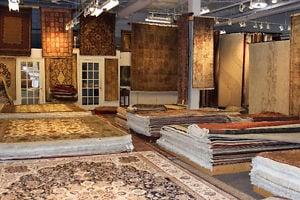 Caspian Rugs Centre 104 6008