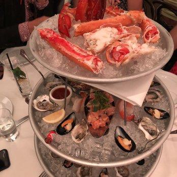Seafood Tower Grand Plateau Yelp