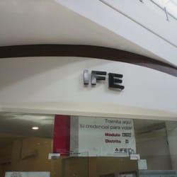Módulo Ife Servicios Públicos Av Nichupte S N