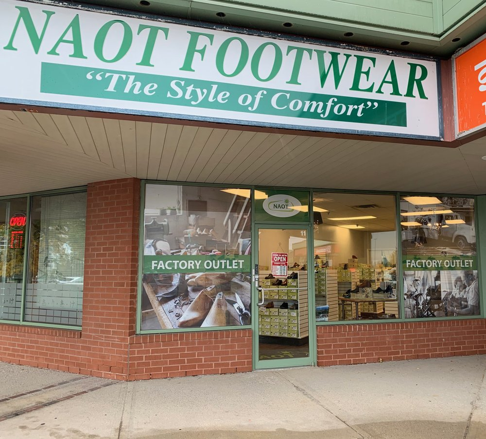 Naot Footwear - Shoe Stores - 7700