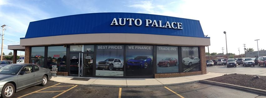 Auto Palace Columbus >> Auto Palace Concessionnaire Auto 4621 W Broad St