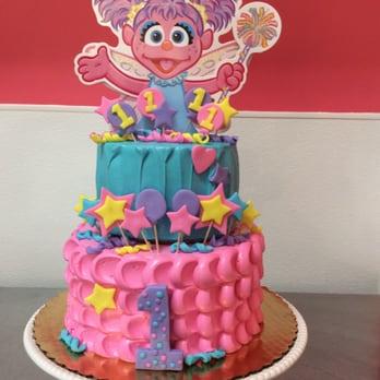 Tremendous Abby Cadabby Cake Topper Personalised Birthday Cards Veneteletsinfo