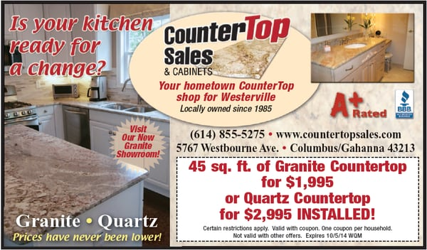 Premier Counter Top Sales 5767 Westbourne Ave Columbus Oh