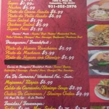 Los Potros Authentic Mexican Food 46 Photos 53 Reviews