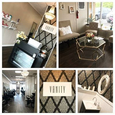 Vanity Hair Studio 404 Manchester Rd Poughkeepsie Ny Hair Salons Mapquest
