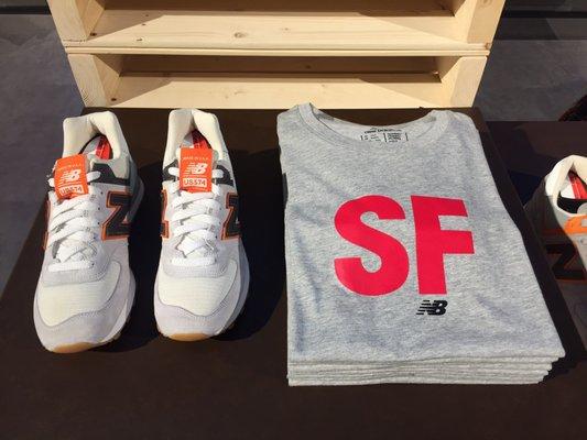 New Balance - San Francisco 856 Market
