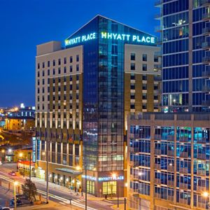 Hyatt Place Nashville Downtown on Yelp