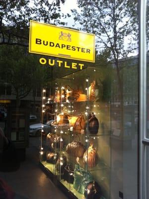 Budapester SchuKurfürstendamm Berlin | CREME GUIDES