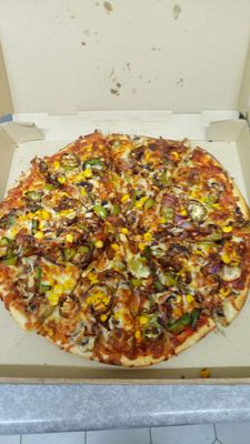 Pizza Kebab House Pizza 499 Tonge Moor Road Bolton