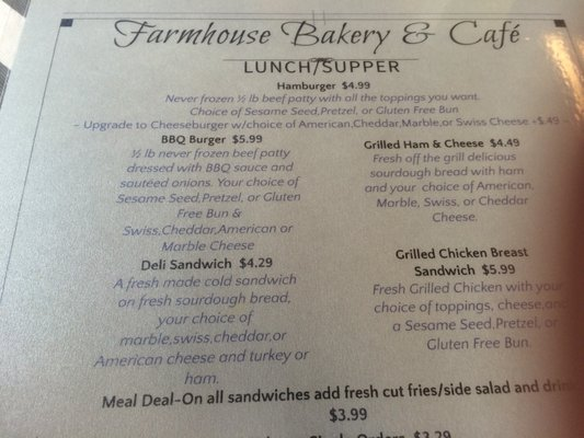 Farmhouse Bakery Cafe 1812 Broadway St Mount Vernon Il Bakeries Mapquest
