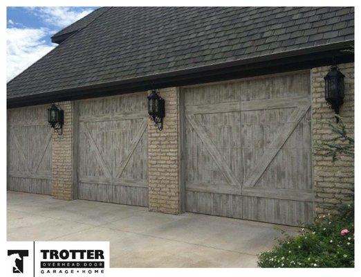 Trotter Overhead Door Garage Home, Trotter Garage Doors Edmond Ok