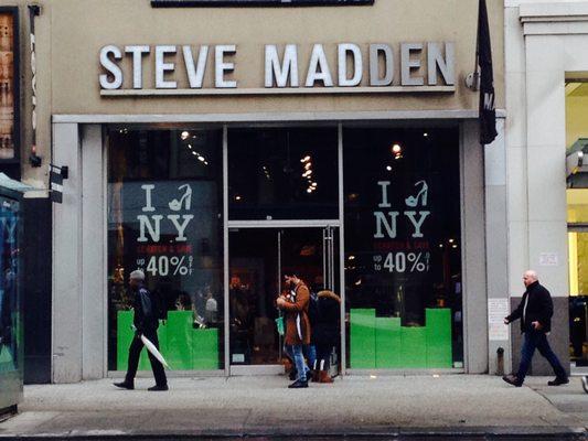 Suelto Profesor de escuela este  Steve Madden - 12 Photos & 32 Reviews - Shoe Stores - 45 W 34th St ...