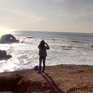 Photo of Lands End - San Francisco, CA, United States. A perfect view of the ocean~ 11/25/2016