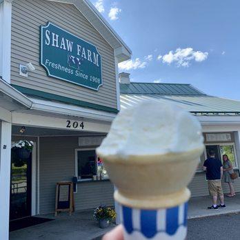 Shaw Farm Dairy 21 Photos 54 Reviews Ice Cream Frozen Yogurt 204 New Boston Rd Dracut Ma Phone Number
