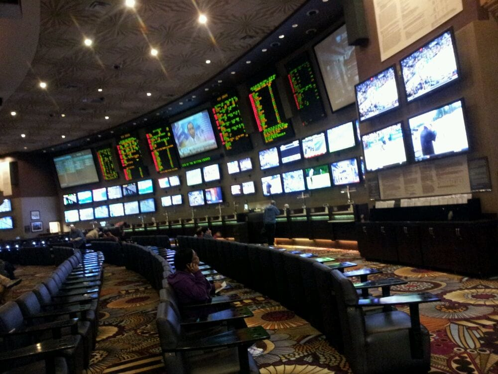 mgm grand las vegas sports betting lines