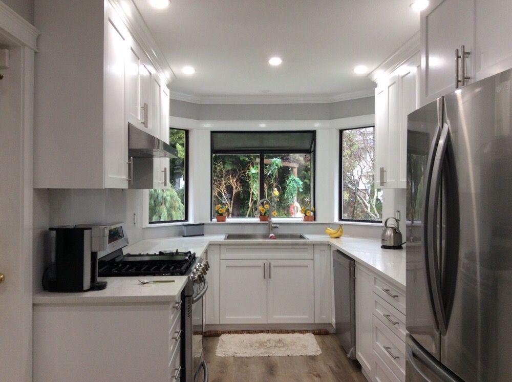 Budget Kitchen Cabinets Contractors 13140 88 Avenue Surrey