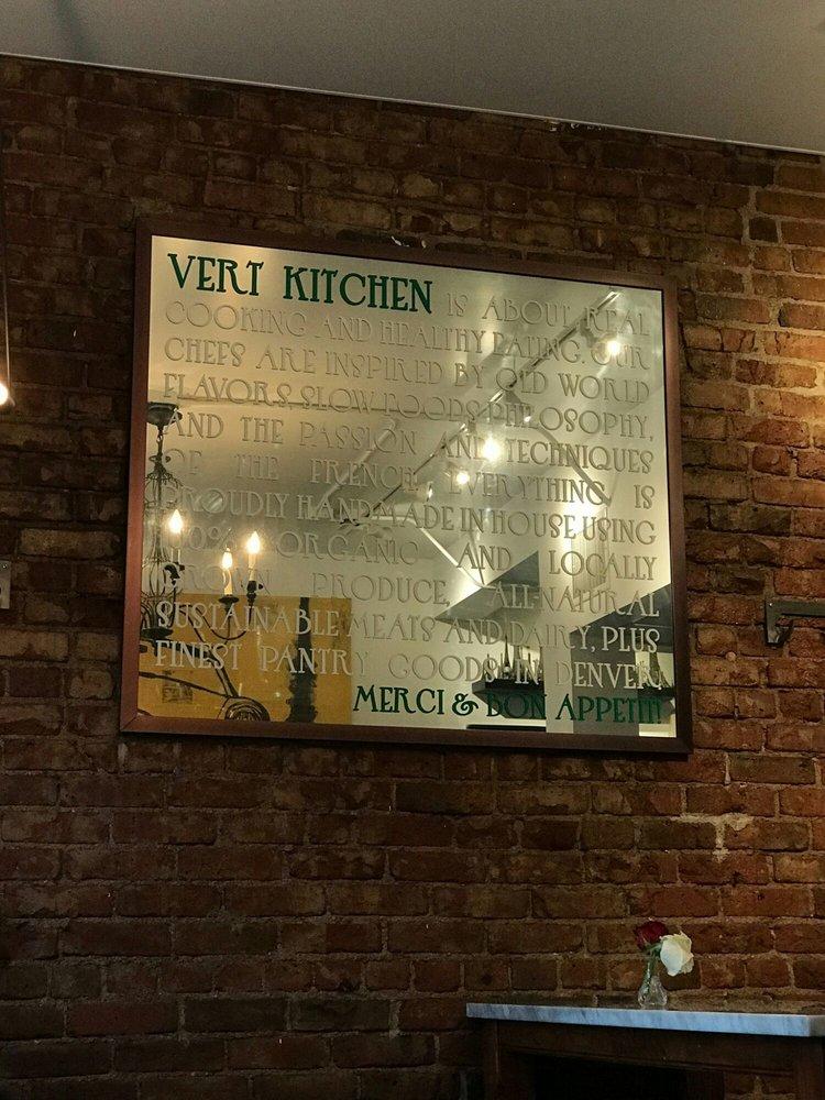 Vert Kitchen 288 Photos 521 Reviews French 704 S Pearl St Washington Park West Denver Co Restaurant Reviews Phone Number Menu
