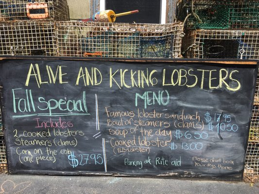 Alive Amp Kicking Lobsters 634 Photos 821 Reviews Seafood 269 Putnam Ave Cambridge Ma Restaurant Reviews Phone Number Menu Yelp