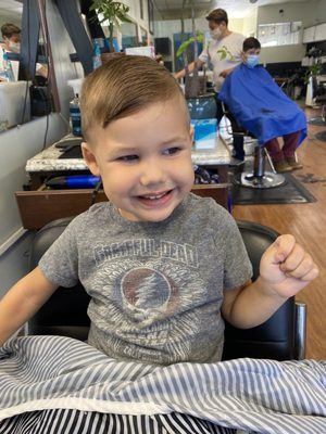 Poway Barber Hair Stylist Updated