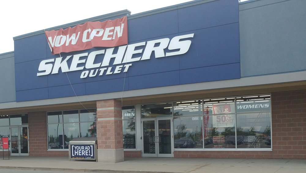 skechers shoe outlet locations