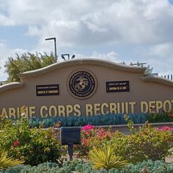 5761fb09d4546 Send to your Phone. Photo of Marine Corps Recruit Depot San Diego - San  Diego