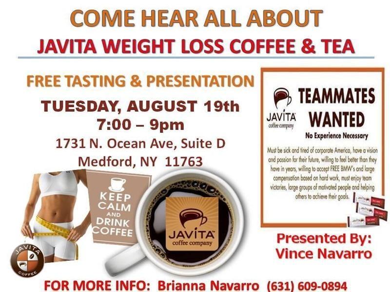 javita weight loss coffee reviews