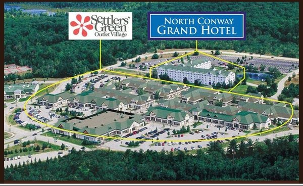 The North Conway Grand Hotel 2018 World S Best Hotels