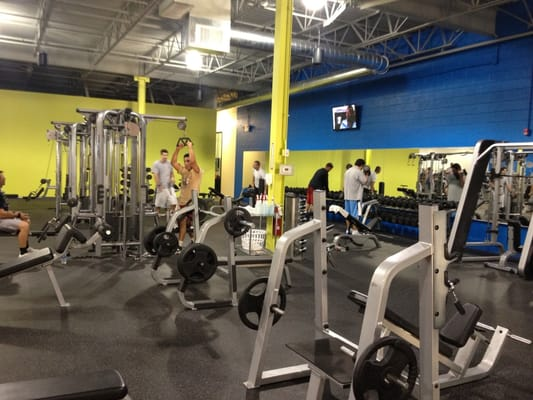 Charter Fitness 34 Reviews Gyms 6300 Kingery Hwy Willowbrook Il United States Phone Number
