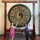 Photo of Bowers Museum - Santa Ana, CA, United States. Big Chinese drum