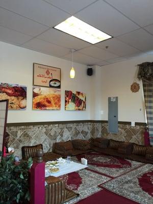 Saba Traditional Yemeni Cuisine Order