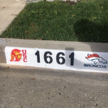 Tim Major S Curb Address Painting 31