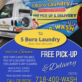 5 Boro Laundry 10 Reviews Laundry Services Chelsea New York
