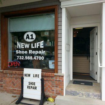 shoe repair near me open
