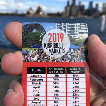 Kirribilli Markets Takeout Delivery 21 Photos 11 Reviews Arts Crafts Corner Of Alfred And Burton St Sydney New South Wales Australia Phone Number Yelp