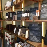 Photo of Dandelion Chocolate - Ferry Building - San Francisco, CA, United States. Bars, bitters, cookbooks, and more