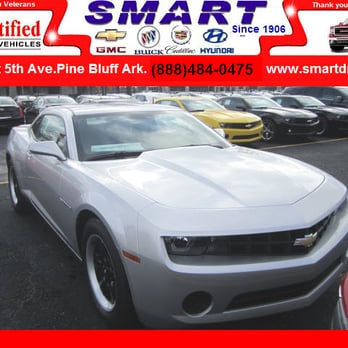 Smart Chevrolet Car Dealers 3 Smart Dr White Hall Ar Phone Number