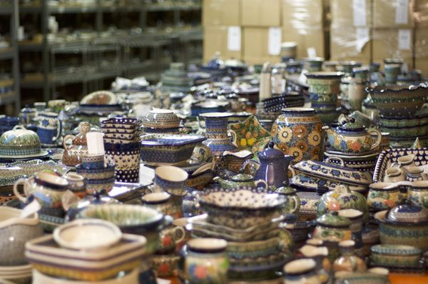 Polmedia Polish Pottery 425 Still Meadow Rd Seguin Tx