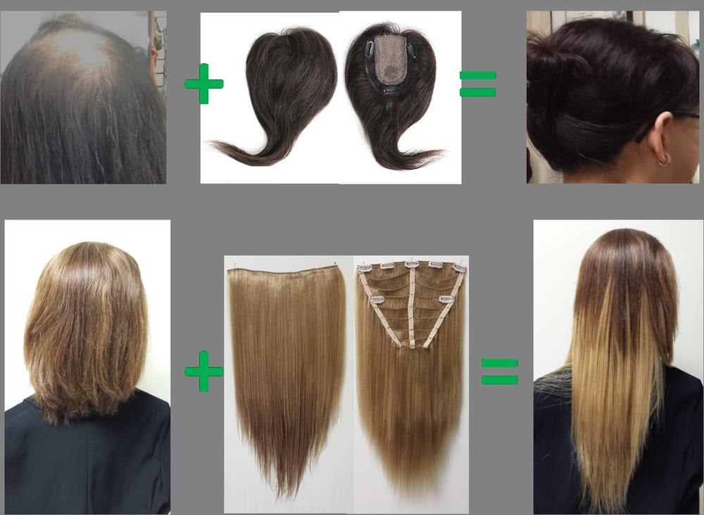 Nana Clip Hair & Wig Clinic - - Wigs - 95