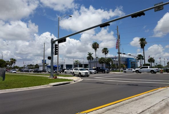 Bomnin Chevrolet West Kendall 11701 Sw 152nd St Miami Fl Auto Repair Mapquest