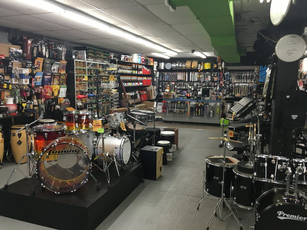 Albany Guitar Store