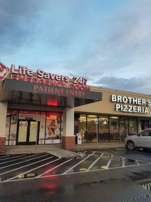 Life Savers Emergency Room In Houston Tx 3820 N Shepherd Dr Ste A Houston Tx Mapquest