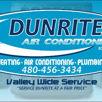 Dunrite Air Conditioning 24 Photos 14 Reviews Plumbing 751 E Aspen St Cottonwood Az Phone Number Services Yelp