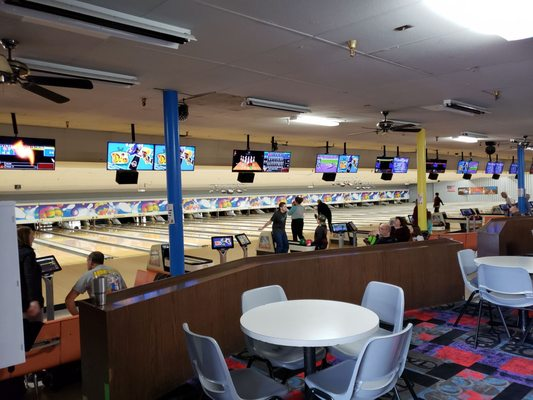 Clayton Valley Bowl Updated Covid 19 Hours Services 135 Photos 105 Reviews Venues Event Spaces 5300 Clayton Rd Concord Ca Phone Number Yelp