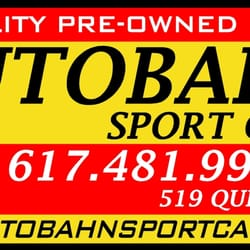 Photo Of Autobahn Sport Cars Quincy Ma United States