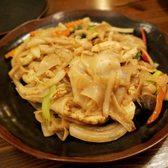 Photo of Khao Soi Thai - Studio City, CA, United States. Drunken Noodle ( Not great)