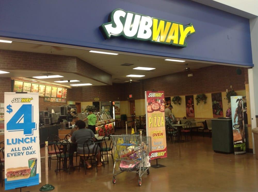 Image result for walmart subway