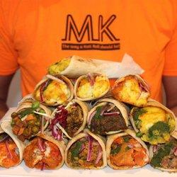 Masala Kitchen Kati Rolls And Platters
