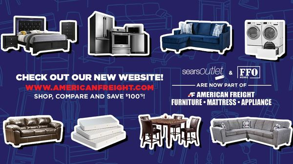 American Freight Appliance Furniture, Us Freight Furniture