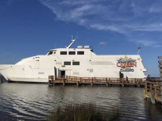 casino ship port aransas